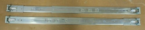 King Slide 938 1U Server Rack Mount Rails Left & Right Outer Only